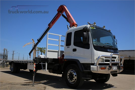 2003 Isuzu FTR 900 - Trucks for Sale