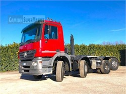 MERCEDES-BENZ ACTROS 3241  used