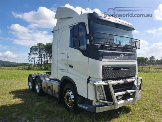 2015 Volvo FH13 - Trucks for Sale