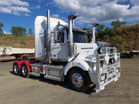 2012 Western Star 4864FX - Trucks for Sale
