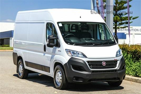 2019 Fiat Ducato - Trucks for Sale