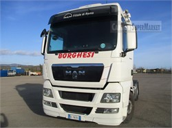 MAN TGX18.480XLX  used