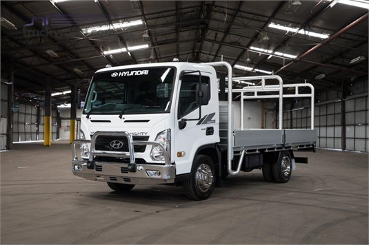 2018 Hyundai Mighty EX6 - Trucks for Sale