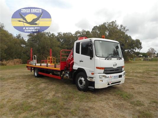 2011 UD PK17 280 Truck Centre WA - Trucks for Sale