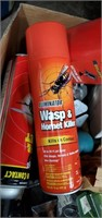 Ford Hydraulic Oil Empty Can,  Box Of Hand Tools,