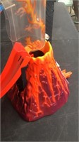 Matchbox Car Volcano