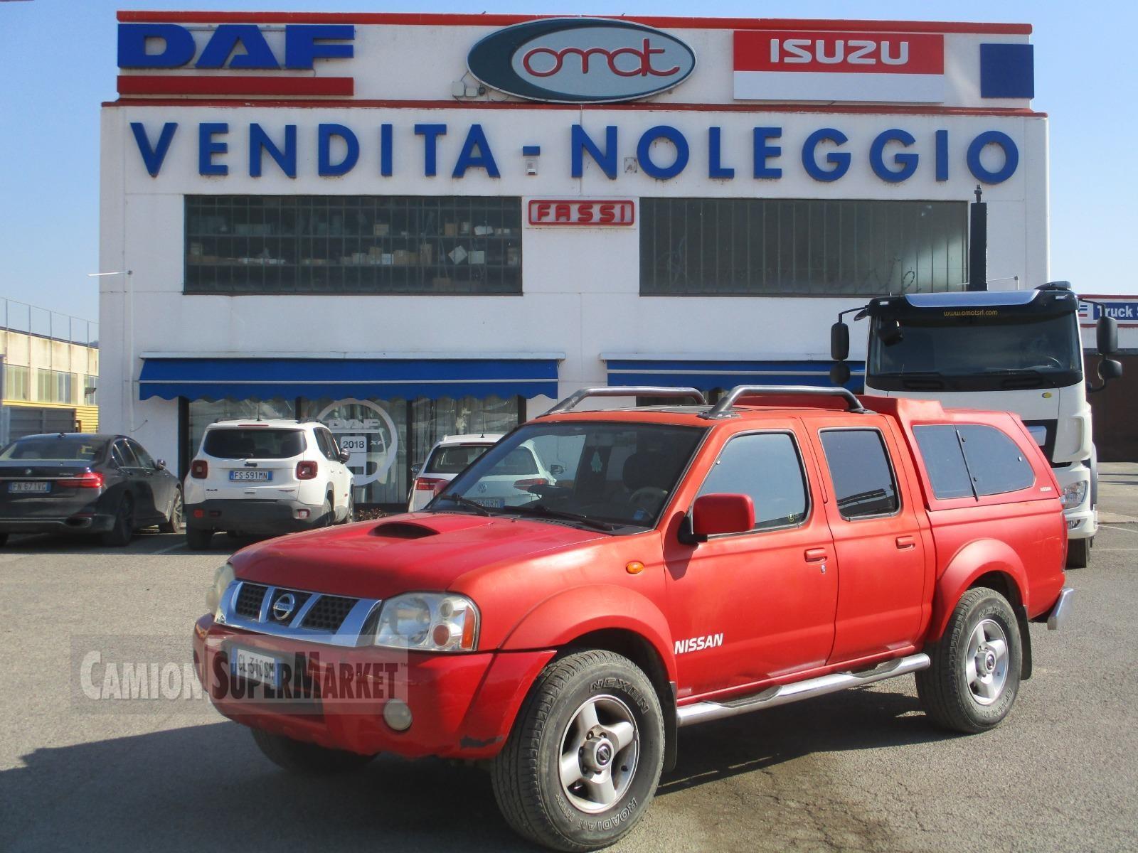 Nissan NAVARA used