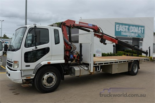 2009 Fuso Fighter FM600 East Coast Truck and Bus Sales - Trucks for Sale