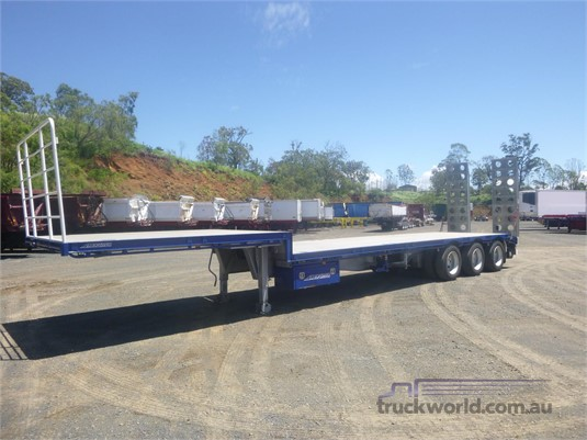 2019 Freighter Drop Deck Trailer - Trailers for Sale