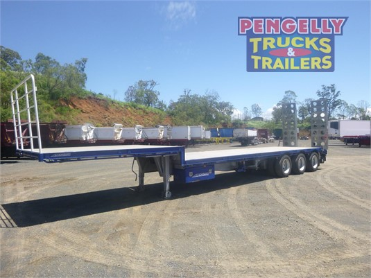 2019 Freighter Drop Deck Trailer Pengelly Truck & Trailer Sales & Service - Trailers for Sale