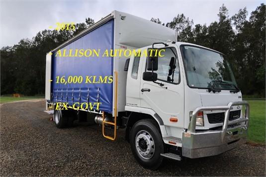 2015 Fuso Fighter 1627 FM - Trucks for Sale