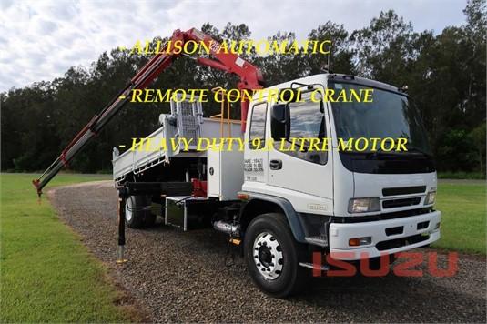 2007 Isuzu FVD 950 Used Isuzu Trucks - Trucks for Sale