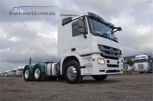 2016 Mercedes Benz Actros 2644 - Trucks for Sale