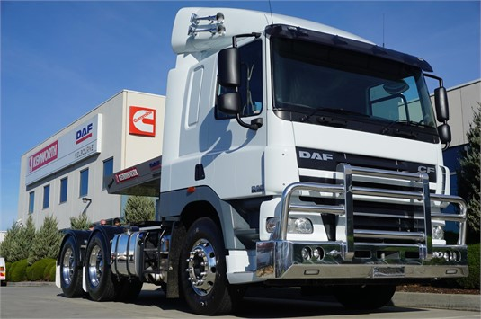 2014 DAF FTTCF85 - Trucks for Sale
