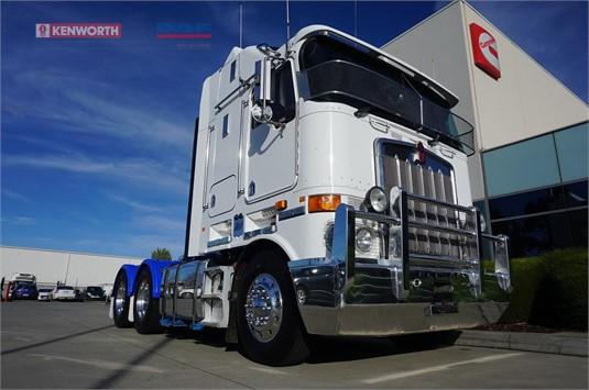2010 Kenworth K108 Kenworth DAF Melbourne - Trucks for Sale