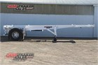 1997 Krueger Skeletal Trailer Skeletal Trailers