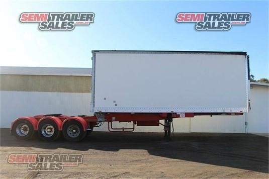 2003 Maxi Cube Refrigerated Trailer Semi Trailer Sales - Trailers for Sale