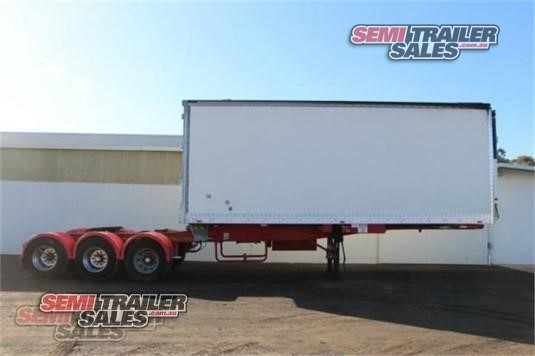 2003 Maxitrans Refrigerated Trailer Semi Trailer Sales - Trailers for Sale