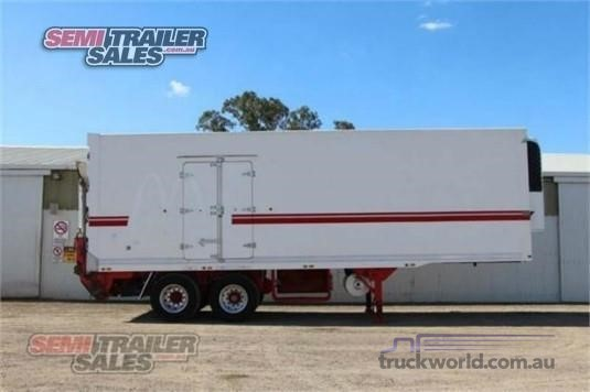 2003 FTE Refrigerated Trailer - Trailers for Sale