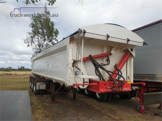 Action Tipper Trailer - Trailers for Sale
