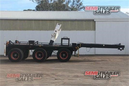 1997 Midland Dolly Semi Trailer Sales - Trailers for Sale