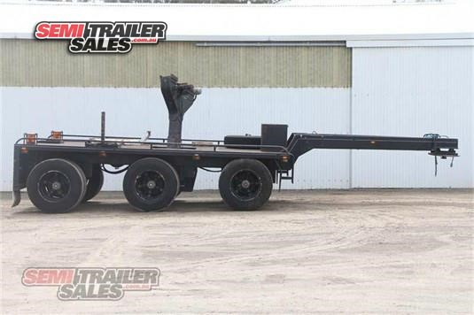 1997 Sfm Engineering Dolly Semi Trailer Sales - Trailers for Sale