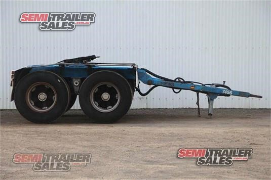 1983 Custom Dolly Semi Trailer Sales - Trailers for Sale