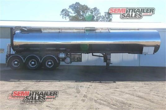 1987 Jarmyn Tanker Trailer Semi Trailer Sales - Trailers for Sale