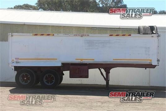 1979 White Transport Equipment Tipper Trailer Semi Trailer Sales - Trailers for Sale