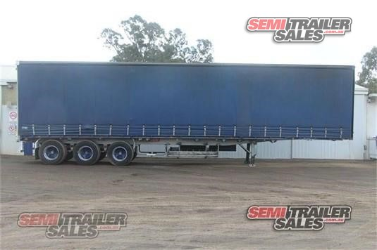 1999 Barker Curtainsider Trailer Semi Trailer Sales - Trailers for Sale