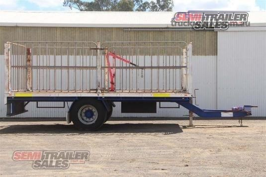2007 Custom Flat Top Trailer - Trailers for Sale