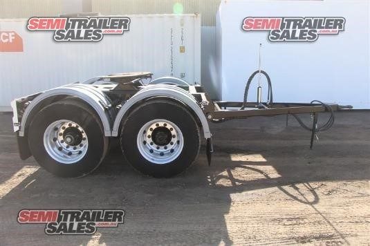 2006 Gte Dolly Semi Trailer Sales - Trailers for Sale