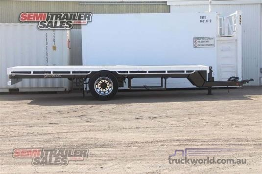 2007 Vawdrey Flat Top Trailer - Trailers for Sale
