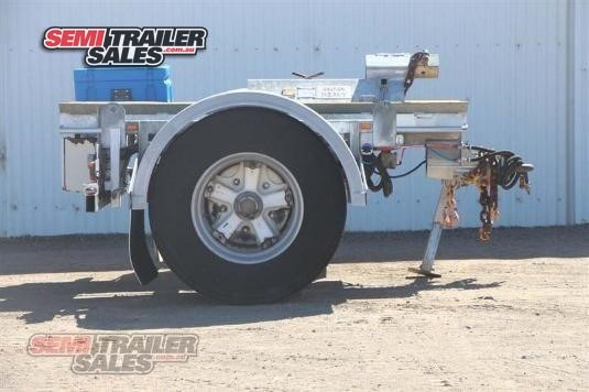 2009 Maxitrans Dolly Semi Trailer Sales - Trailers for Sale