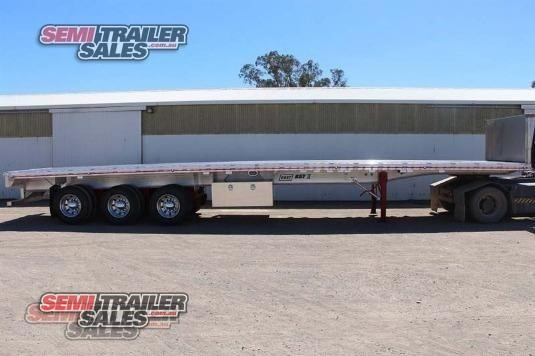 2017 East Flat Top Trailer Semi Trailer Sales - Trailers for Sale