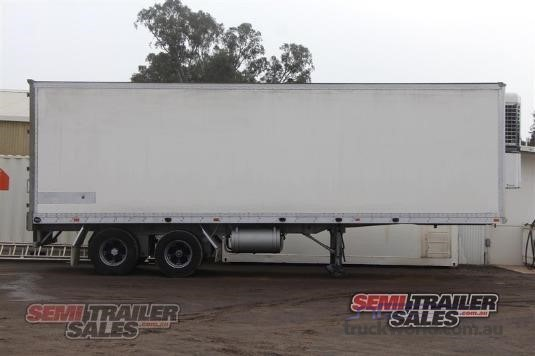 1992 Lucar Refrigerated Trailer - Trailers for Sale