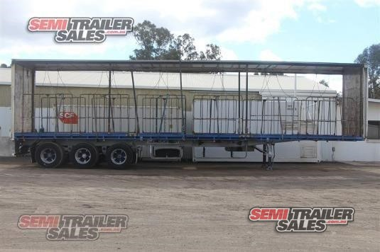 1994 Freighter Curtainsider Trailer Semi Trailer Sales - Trailers for Sale