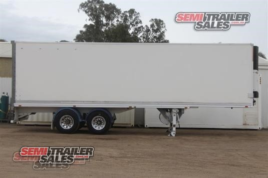 2007 Maxitrans Refrigerated Trailer Semi Trailer Sales - Trailers for Sale