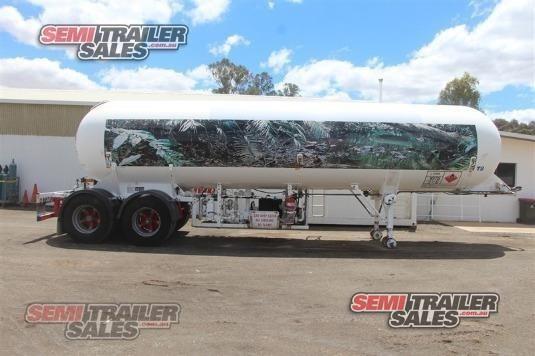 2005 Custom Tanker Trailer Semi Trailer Sales - Trailers for Sale