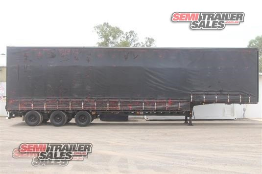 2002 Maxitrans Curtainsider Trailer Semi Trailer Sales - Trailers for Sale