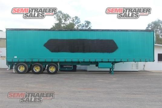 1992 Krueger Curtainsider Trailer Semi Trailer Sales - Trailers for Sale