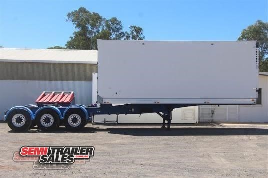 2005 FTE Refrigerated Trailer Semi Trailer Sales - Trailers for Sale