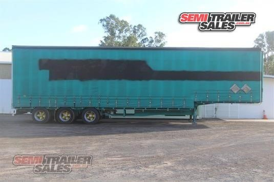 2004 Maxitrans Curtainsider Trailer Semi Trailer Sales - Trailers for Sale