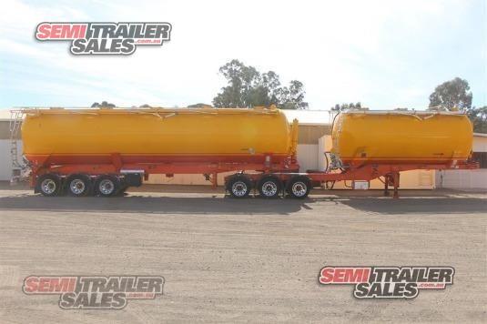 2007 Convair Tanker Trailer Semi Trailer Sales - Trailers for Sale