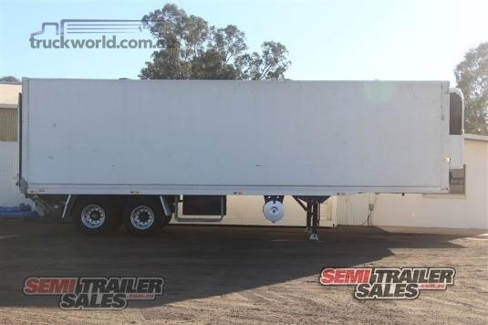 2006 FTE Refrigerated Trailer - Trailers for Sale