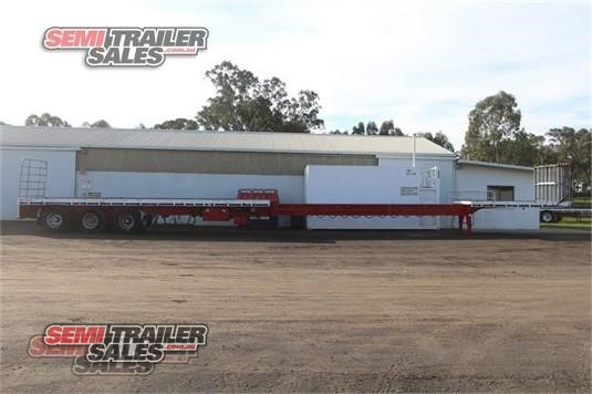 2011 Howard Porter Flat Top Trailer Semi Trailer Sales - Trailers for Sale