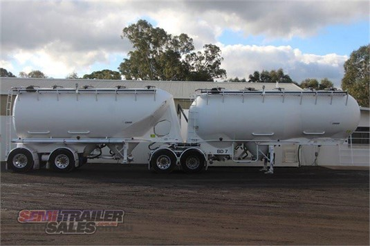 2006 Convair Tanker Trailer - Trailers for Sale