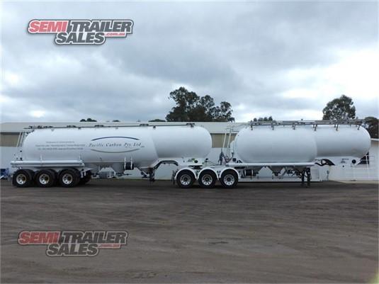 2007 Bulk Pressure Tankers Tanker Trailer Semi Trailer Sales - Trailers for Sale