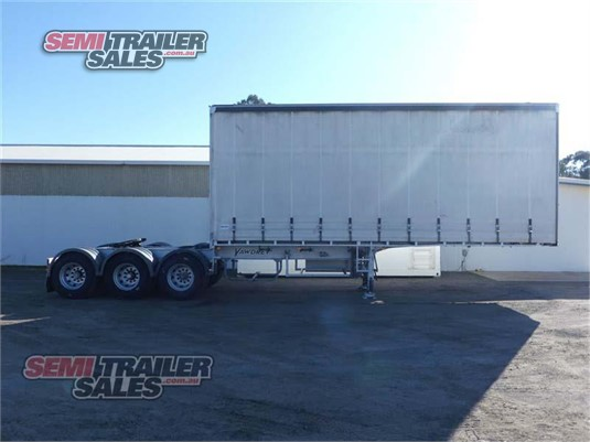 2013 Vawdrey Curtainsider Trailer Semi Trailer Sales - Trailers for Sale