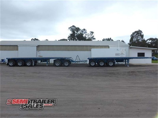 2014 Maxitrans Flat Top Trailer Semi Trailer Sales - Trailers for Sale